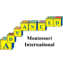 Advanced Montessori International Logo